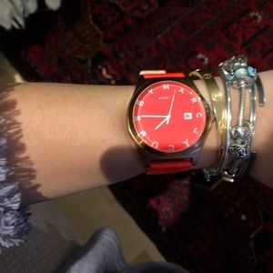 Marc by marc jacobs neon watch